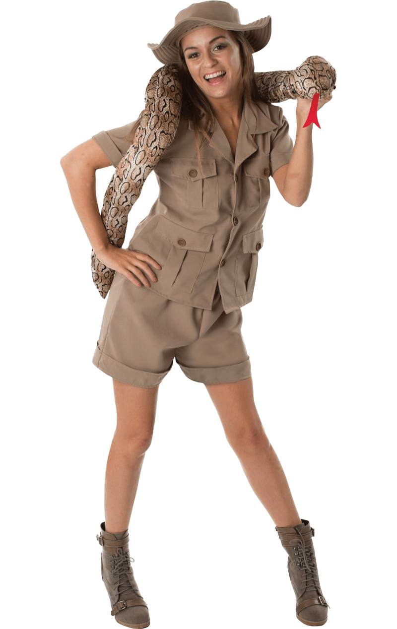 Adult Safari Lady Costume  sc 1 st  Orion Costumes & Adult Safari Lady Costume u2013 Orion Costumes